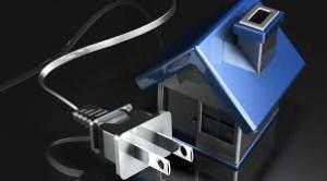 électricité à la maison