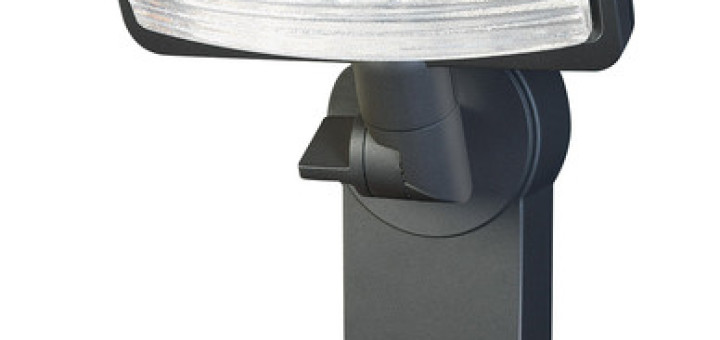 Lampe avec detecteur de mouvement
