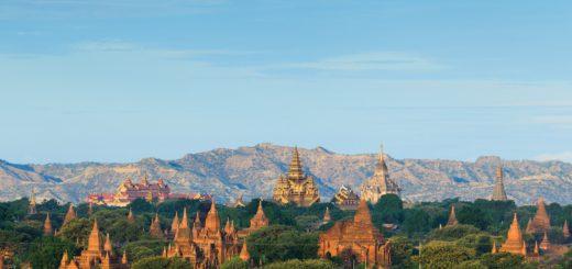 birmanie architecture