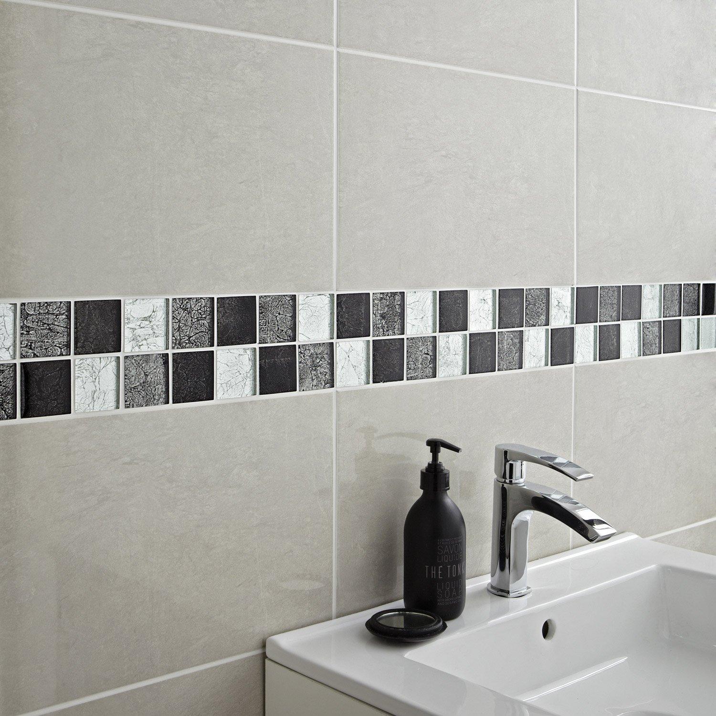 Modele Salle De Bain Avec Mosaique méta titre : les potentialités d'un carrelage mosaïque - la