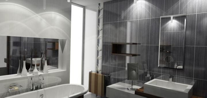 style de la salle de bain