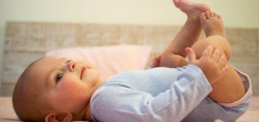 Body en coton pour bébé