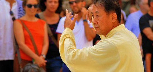 pratique du Tai Chi