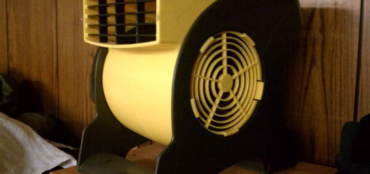 Petit ventilateur centrifuge