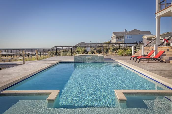 Forme pour votre piscine