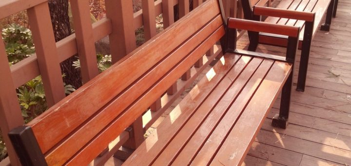mobilier en bois de cèdre blanc