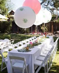 décorer vos maisons lors d'une fête