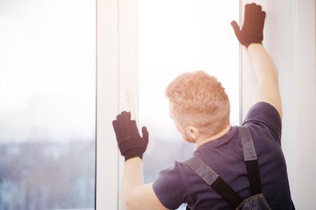 Dépose totale de fenêtre