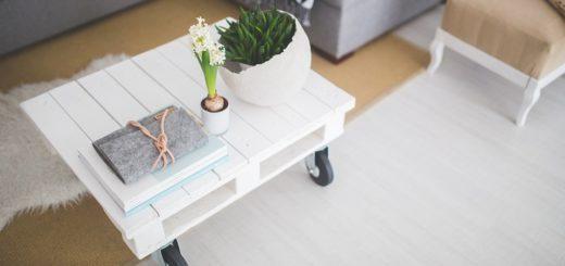 décorer agréablement sa table de salon