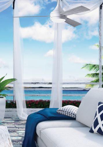 Ventilateur Plafond Donaire Atlas Fan Bord de Mer
