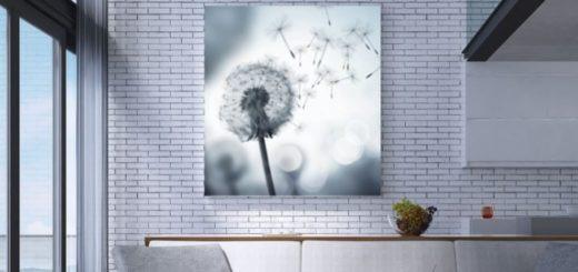 Ventilateur Plafond Patricia Atlas Fan en Bois avec Lumière