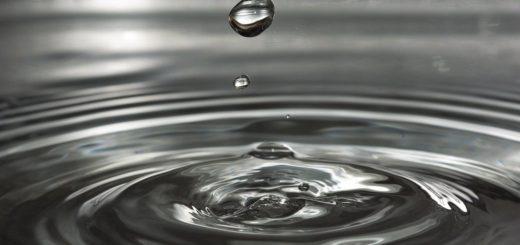 Fuite d'eau gouttelette