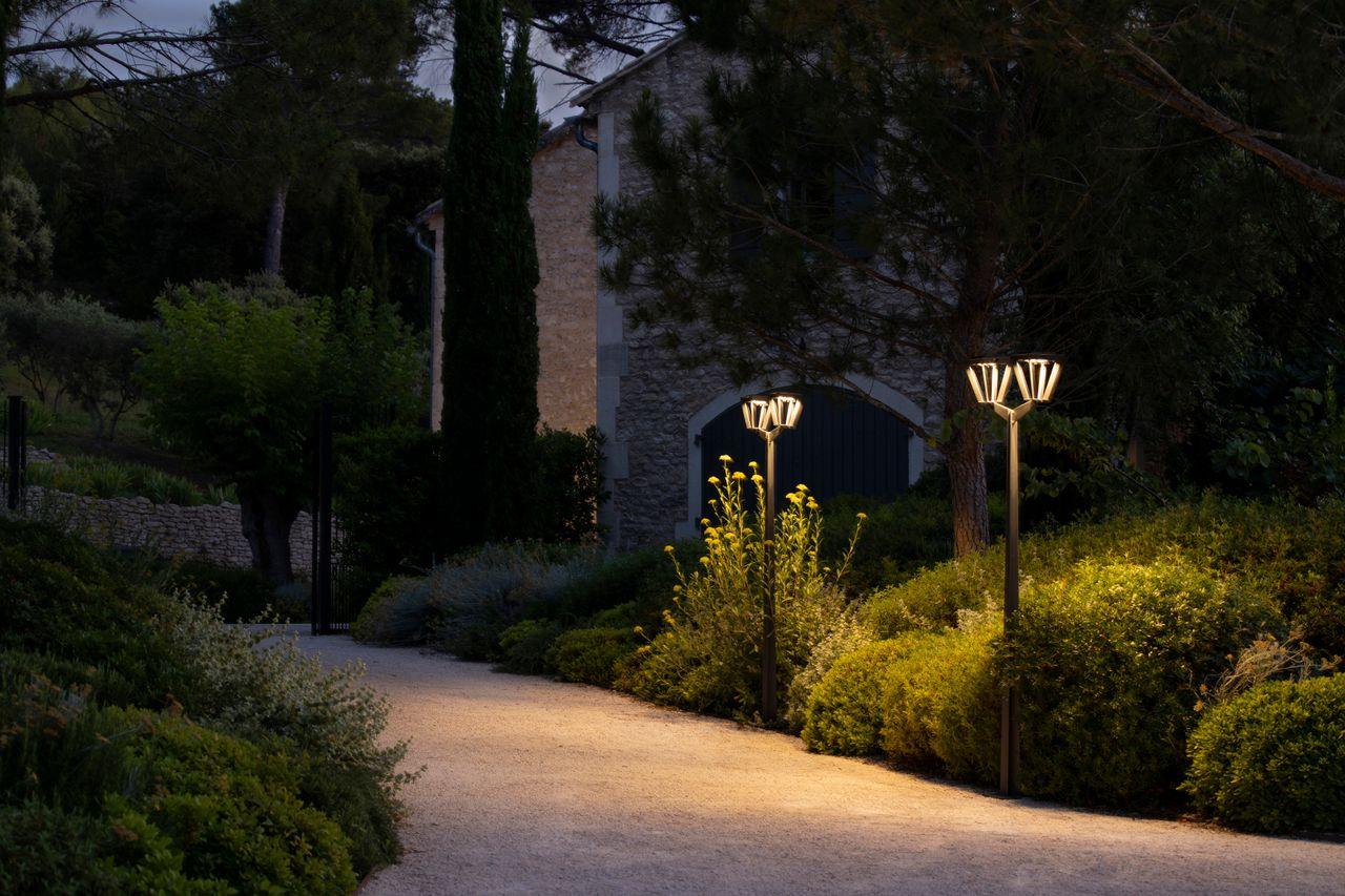 éclairage pour l'aménagement et la décoration de votre jardin