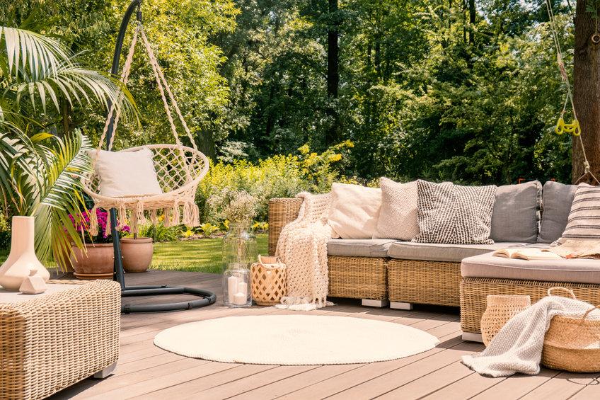 meubler son salon de jardin