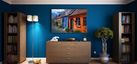 coup de peinture à votre habitation