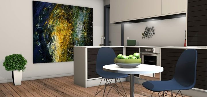 cuisine design plomberie
